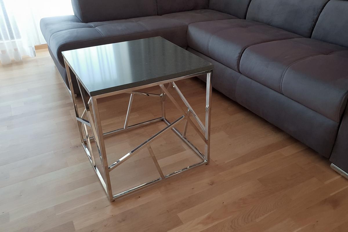 Helt nye Sofa- og spisebord - Granitop KM-41