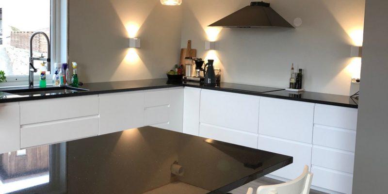 Ideer til et mindre kjøkken