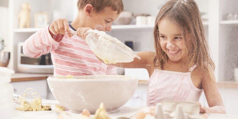 Planlegging av et barnevennlig kjøkken